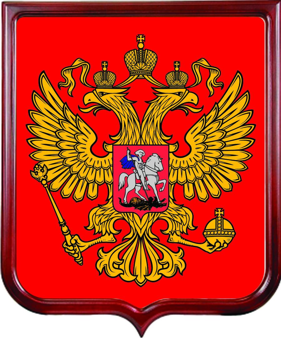 что щит герба российской федерации показало, что